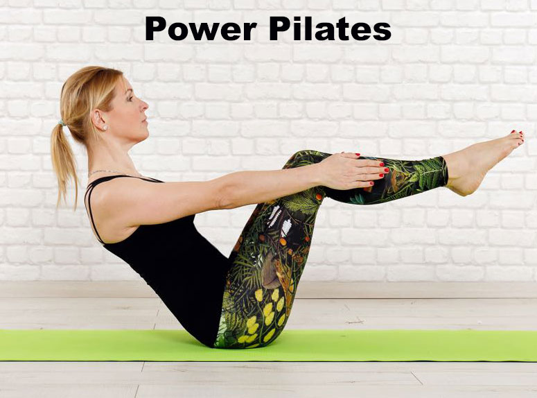 Neu Power Pilates Kurs