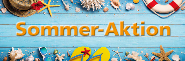 Super Sommer Angebot