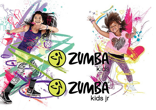 Zumba Kids jr and Kids